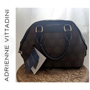 NWT Adrianna Vittadini medium dome satchel